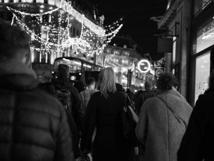 Shopping on Regent Street