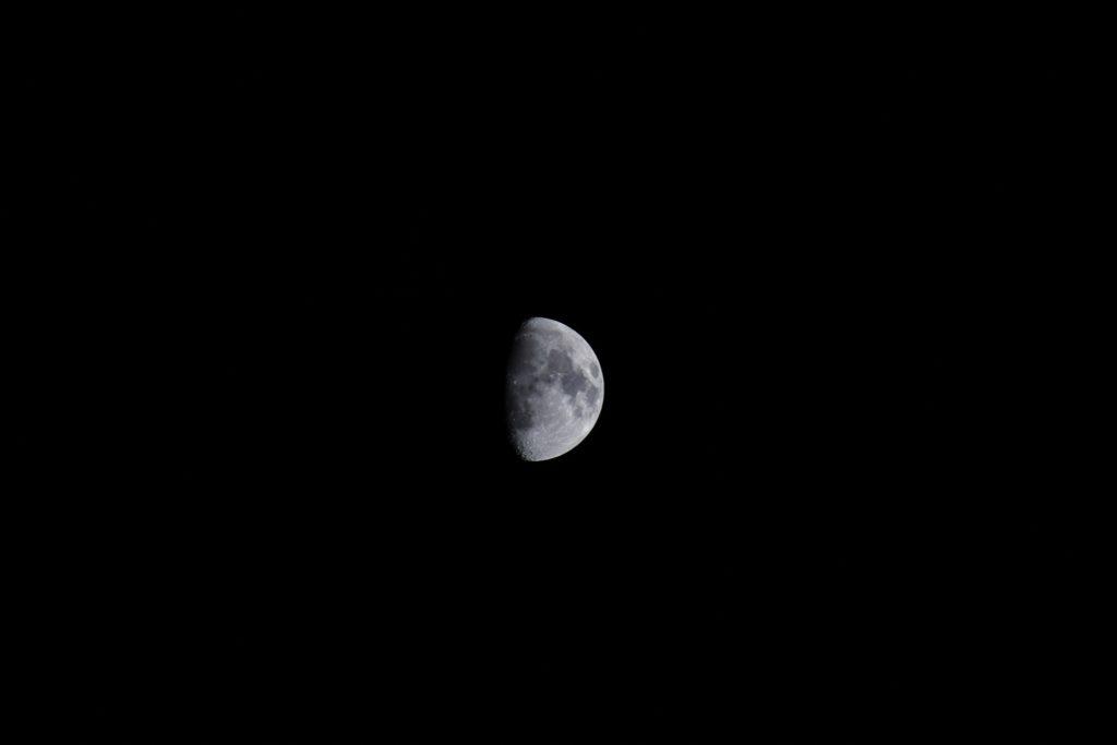 Half Moon Image