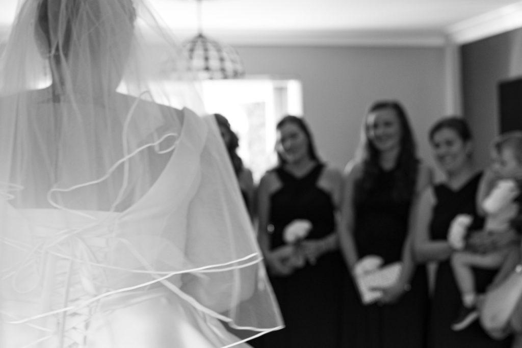 Bride final reveal